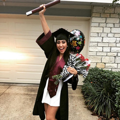Marissa Contreras - Law Student