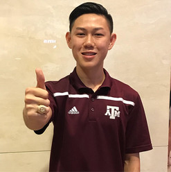 Tai Ngo - Texas A&M Senior