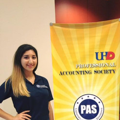 Alejandra Villarreal - Senior UHD, Future Teacher