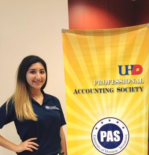 Alejandra Villarreal - Senior UHD, Future Teacher