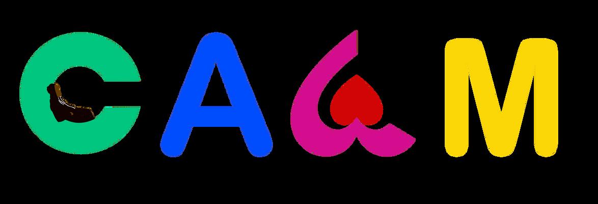 CALM Artist logo rendered.