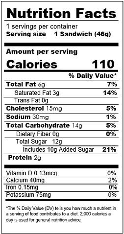 strawberry shortcake_revised nutritional