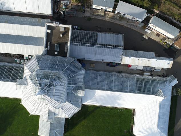 Aerial Roof Capture