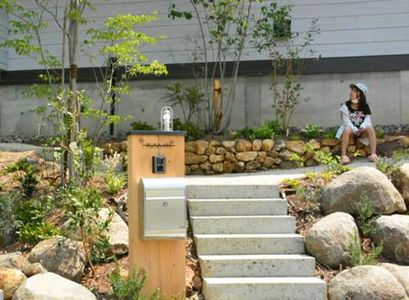 太田市の庭