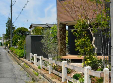 東松山のお庭のリフォーム