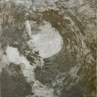 "Mars 3, 12"" x 12"", 2000, $100"
