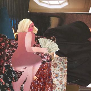 "Untitled 24, 11"" x 14"", 2020, $100"