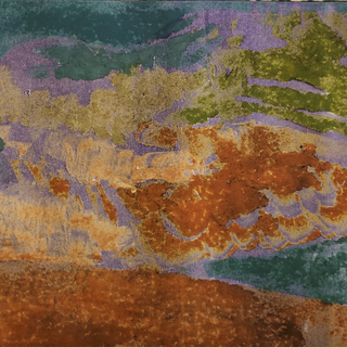 """Untitled 3, 12"""" x 9"""", 1990s, $100"""