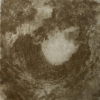 "Mars 23, 12"" x 12"", 2000, $100"