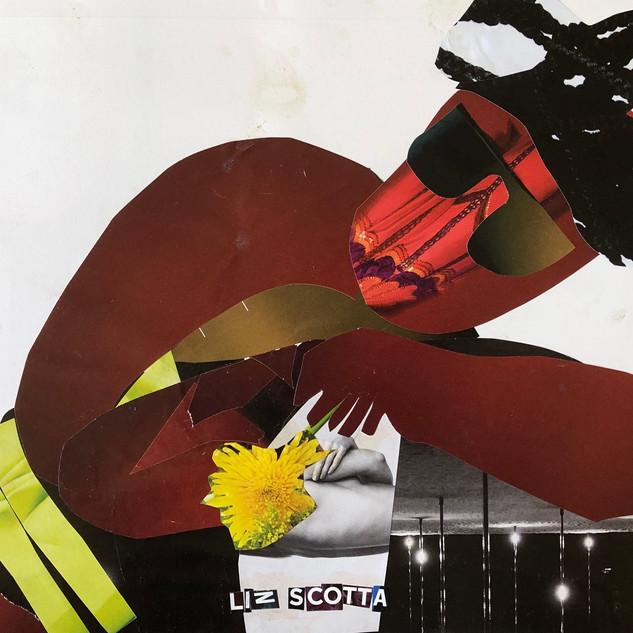 "Untitled 7, 11"" x 14"", 2020, $100"