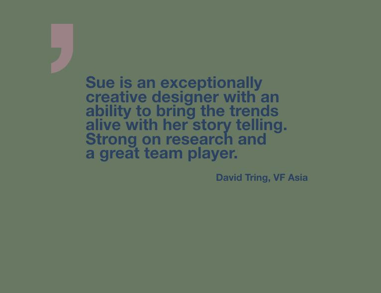 David Tring, Director of Product, VF Asia