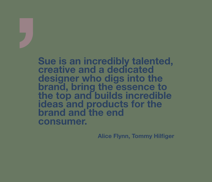 Alice Flynn, Vice President Tommy Hilfiger Denim,  Europe