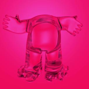 Floaty Jelly Figure