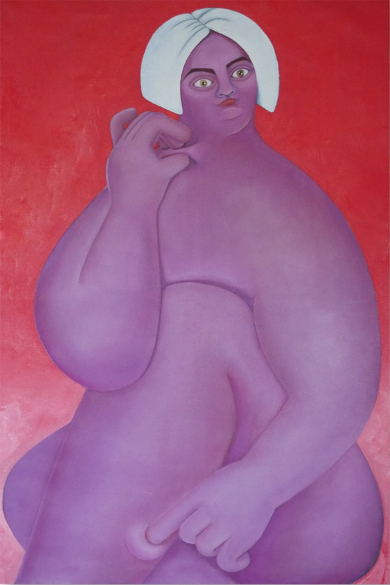 Purple Pinch