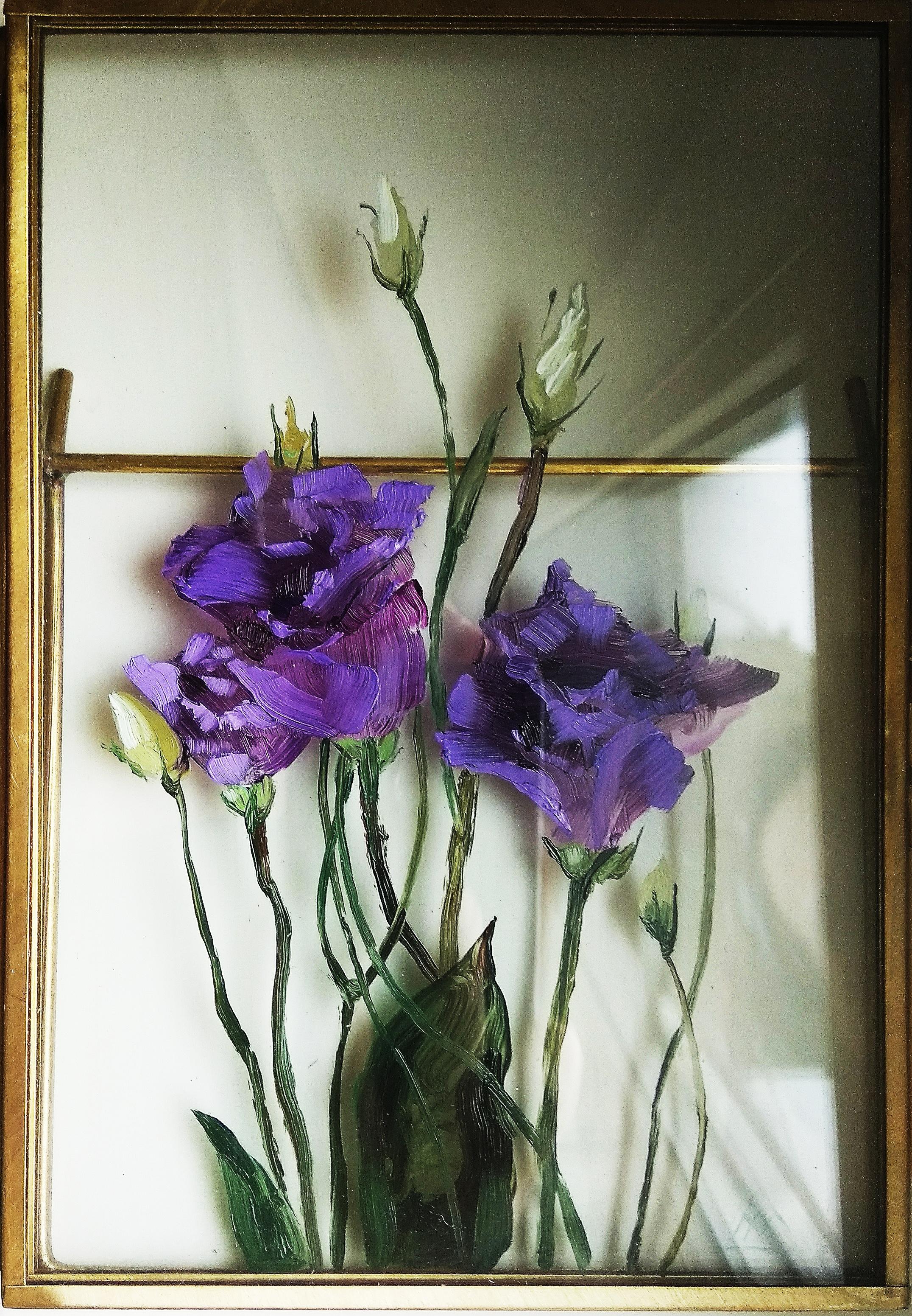 The violet elegance