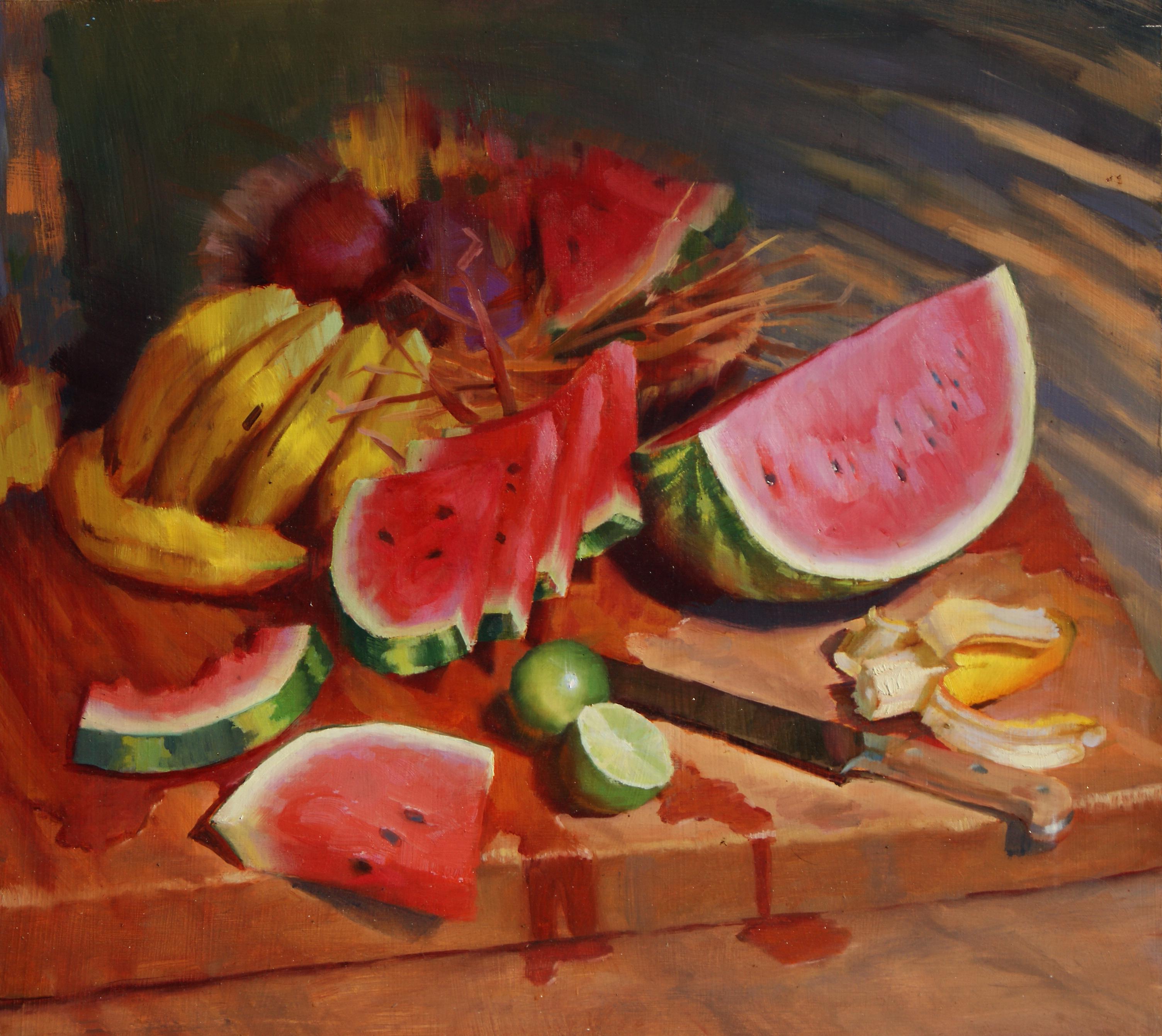 Watermelon crime