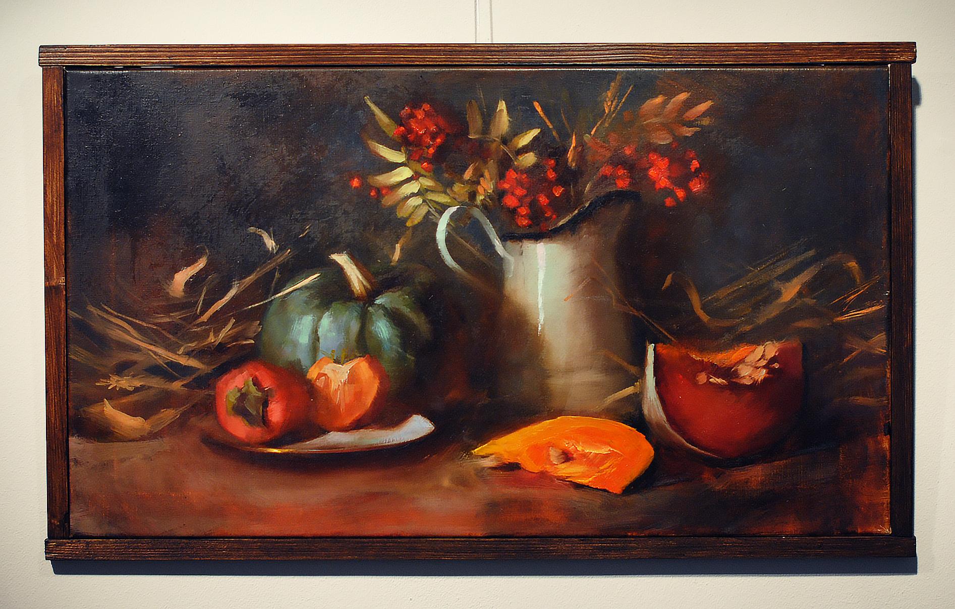 The autumn harvest