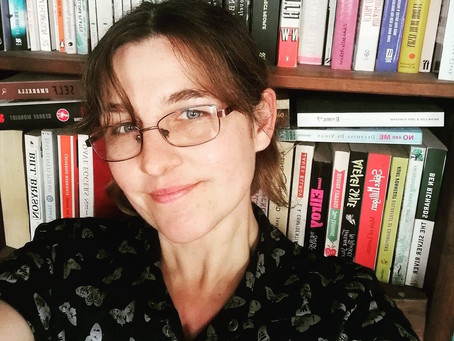 Welcome to my July guest author, Chantelle Atkins.