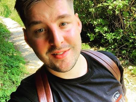 Welcome to my October author, Sim Alec Sansford