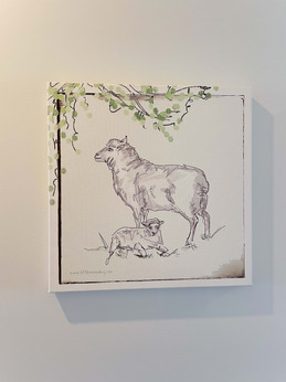 4.Willow Sheep