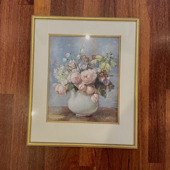 5. Nora Heysen Framed Print, circa 1942