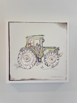 2. Terry Tractor