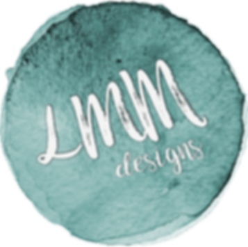 LMM designs | www.littlemeandmy.com | logo stamp