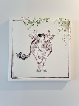 3. Willow Cow