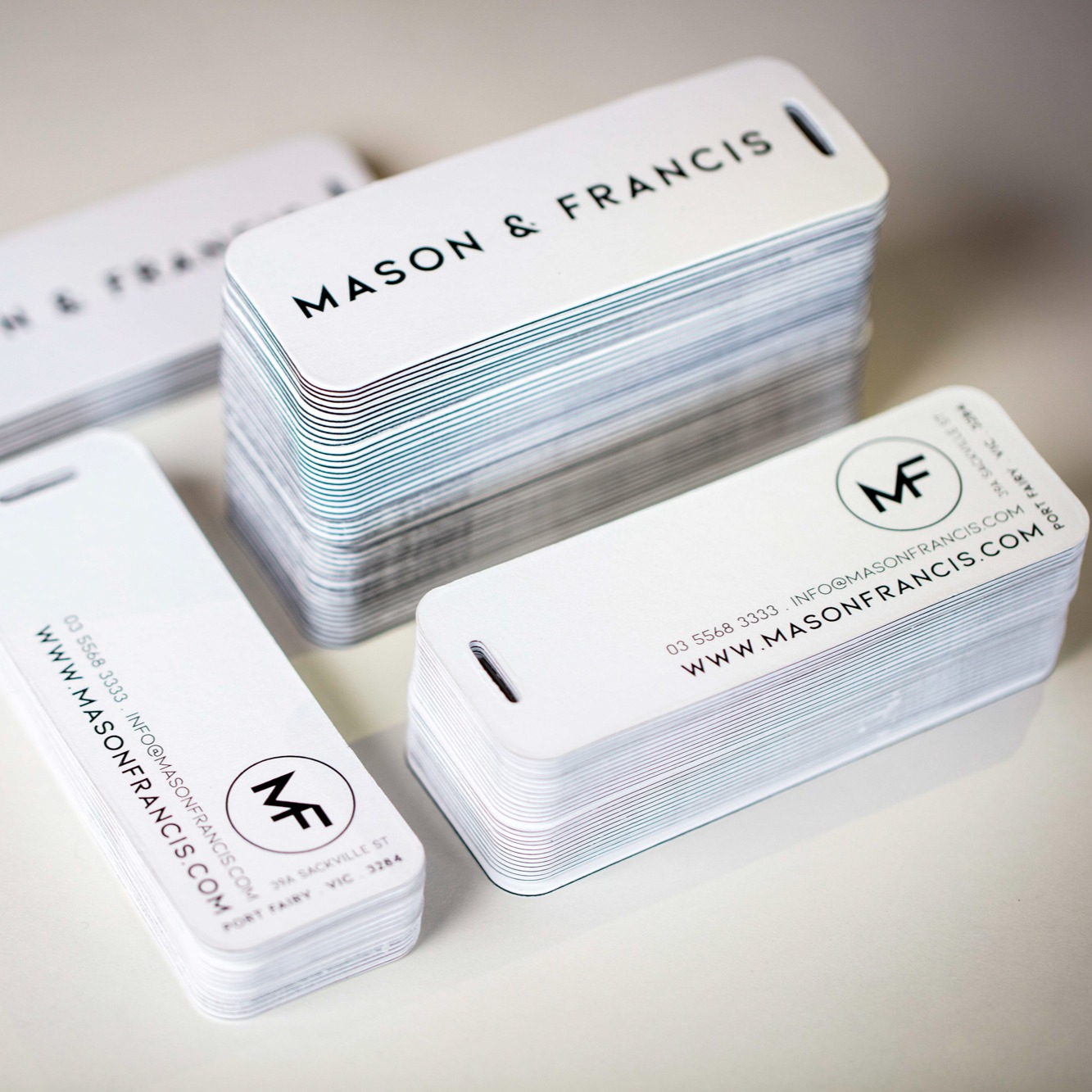 LMM designs | Mason & Francis