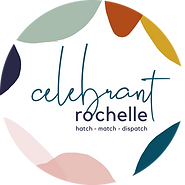 Celebrant Rochelle | Logo © LMM designs
