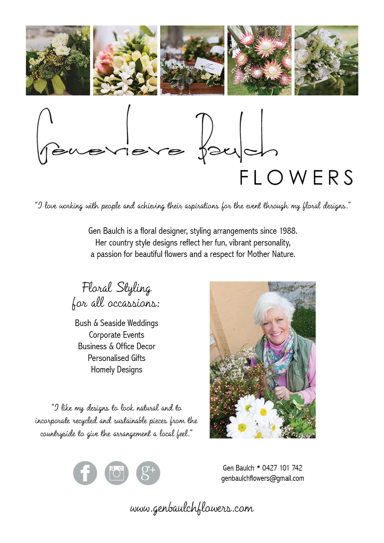 Gen Baulch Flowers