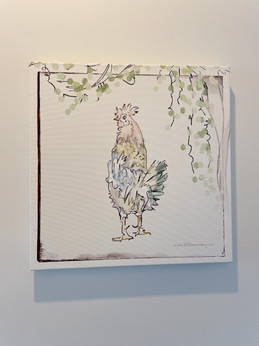 5. Willow Rooster