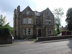 The Lightcliffe Club Exterior