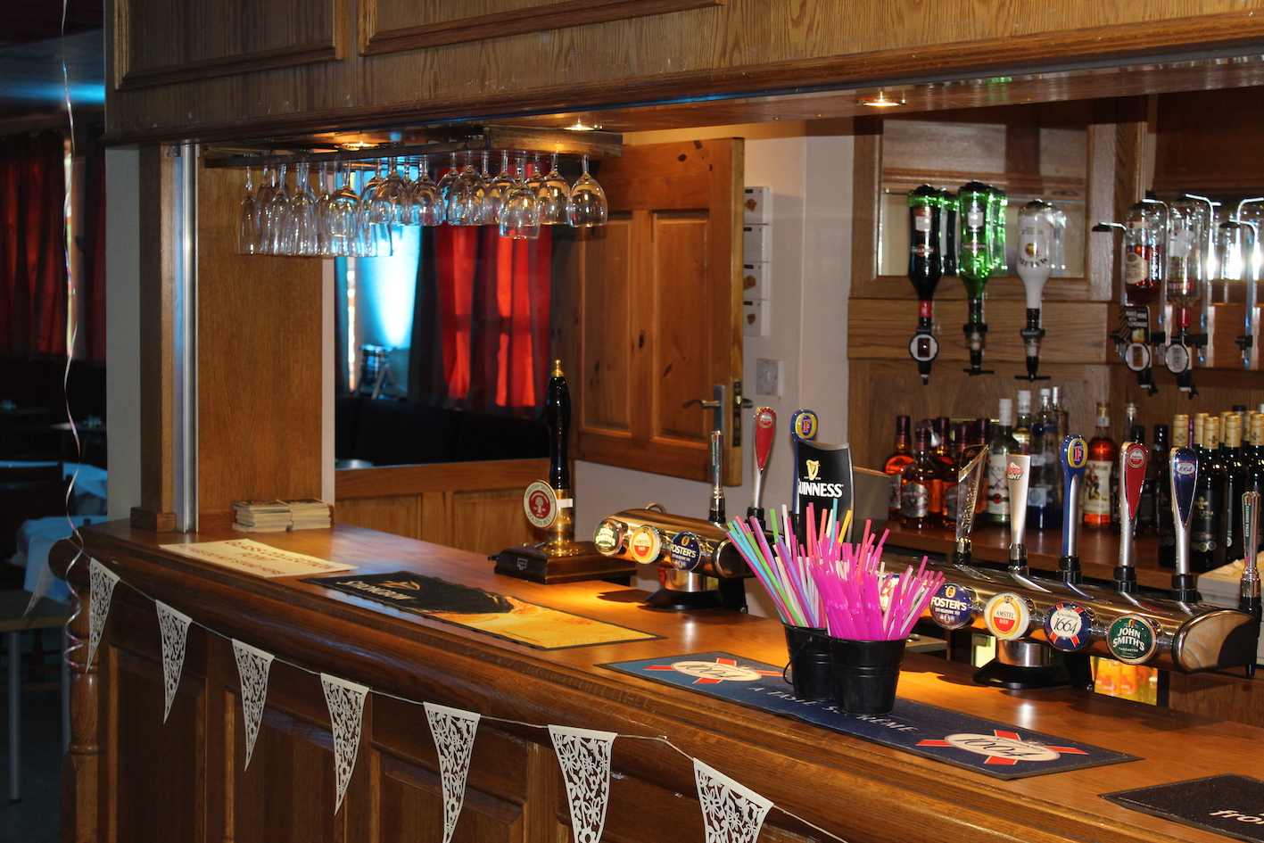 The Lightcliffe Club Bar
