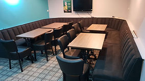 The Lightcliffe Club Lounge