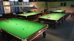 The Lightcliffe Club Snooker