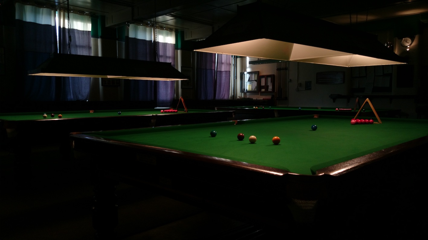 The Lightcliffe Club Snooker