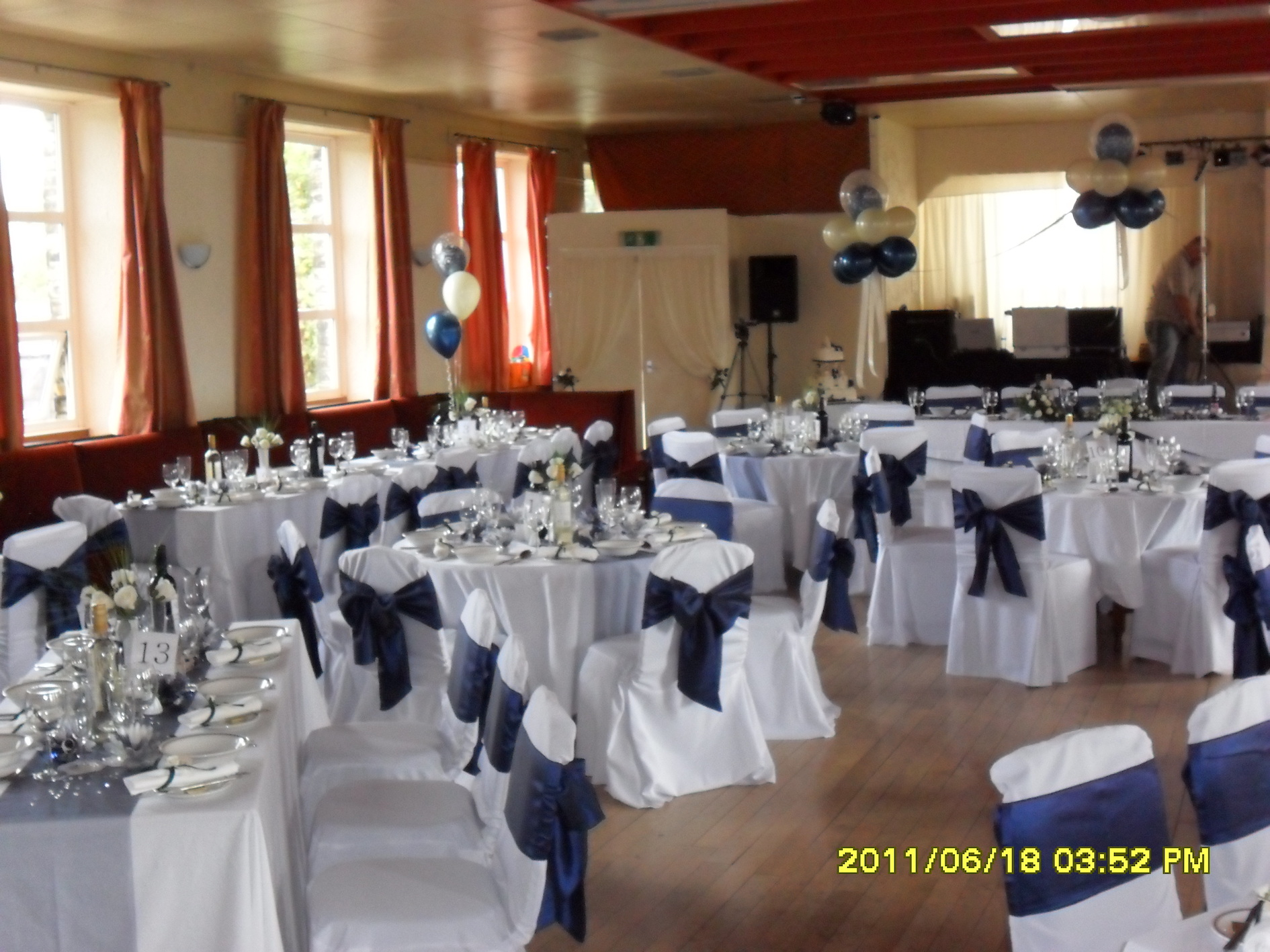 The Lightcliffe Club Wedding