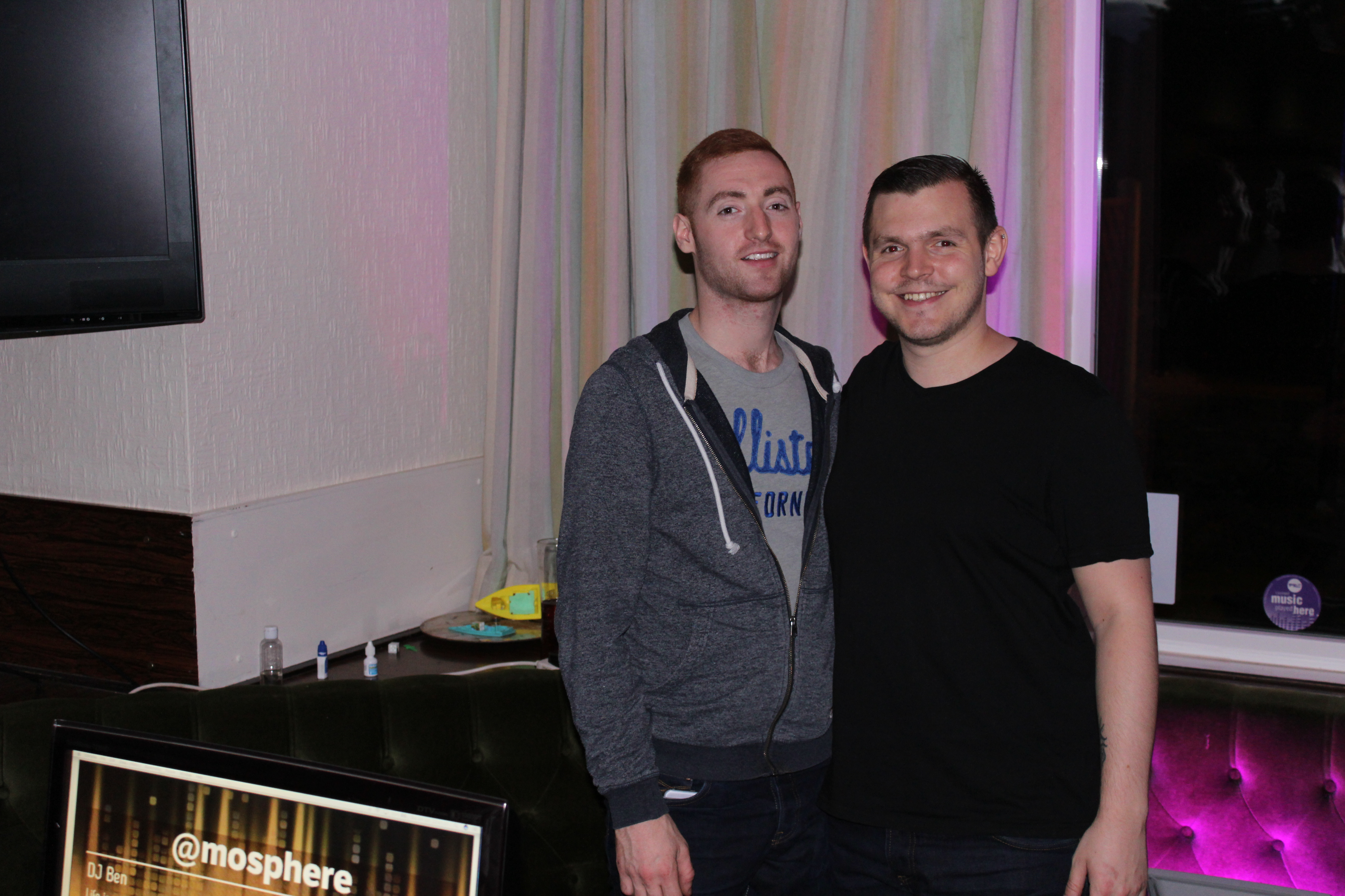 The Lightcliffe Club DJ Ben & Thomas