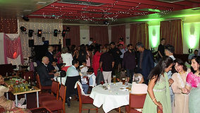 The Lightcliffe Club Function