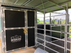 Basic Stable with Tack Room