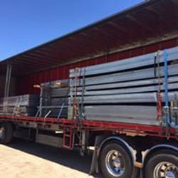 A Load of Stables Headed to Victoria
