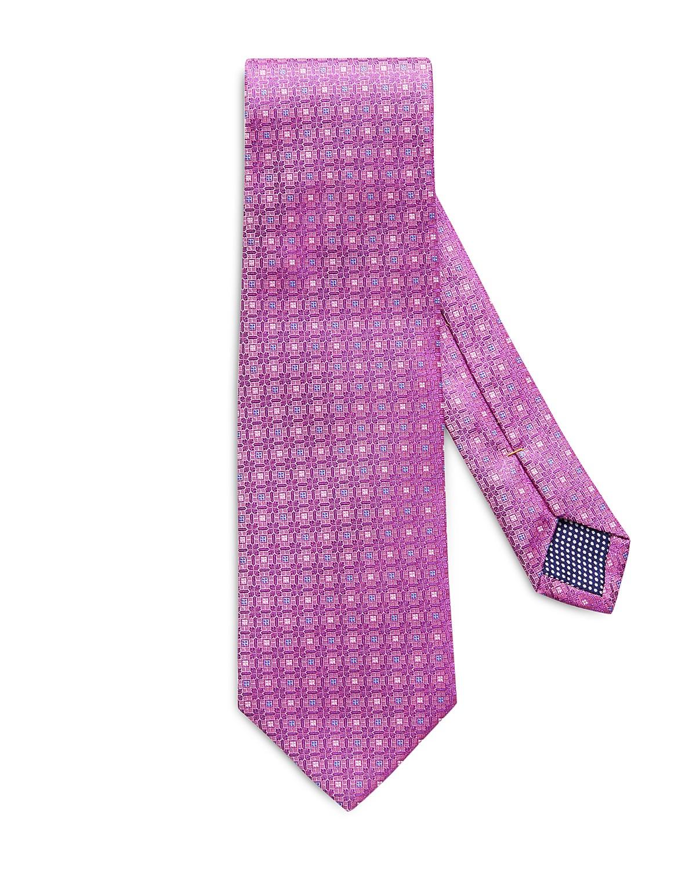 Eton Pink Medallion