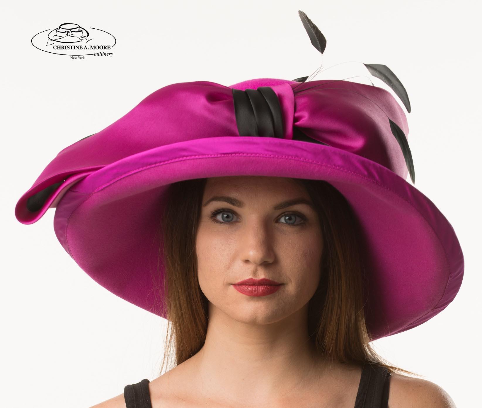 Christine A. Moore Hats