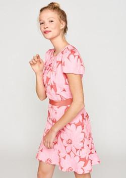 Tara Jarmon Jacquard Dress