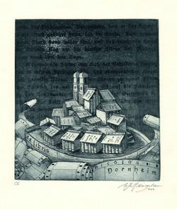 Ex libris Klaus Dorheim