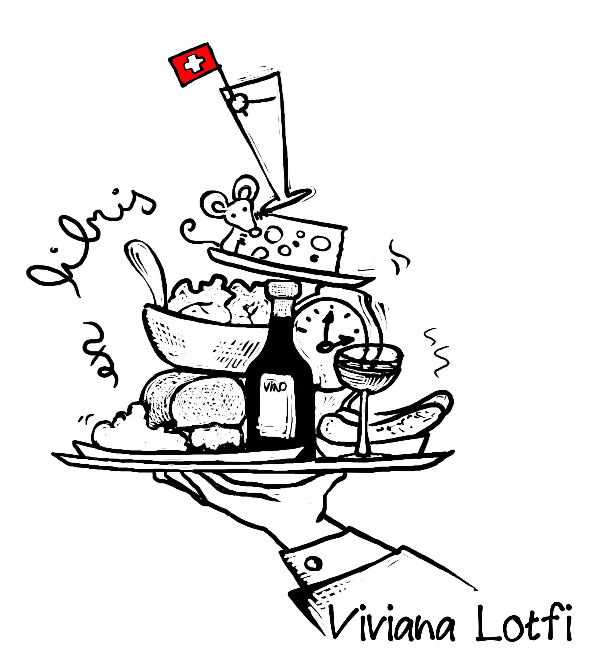 Ex libris Viviana Lotfi