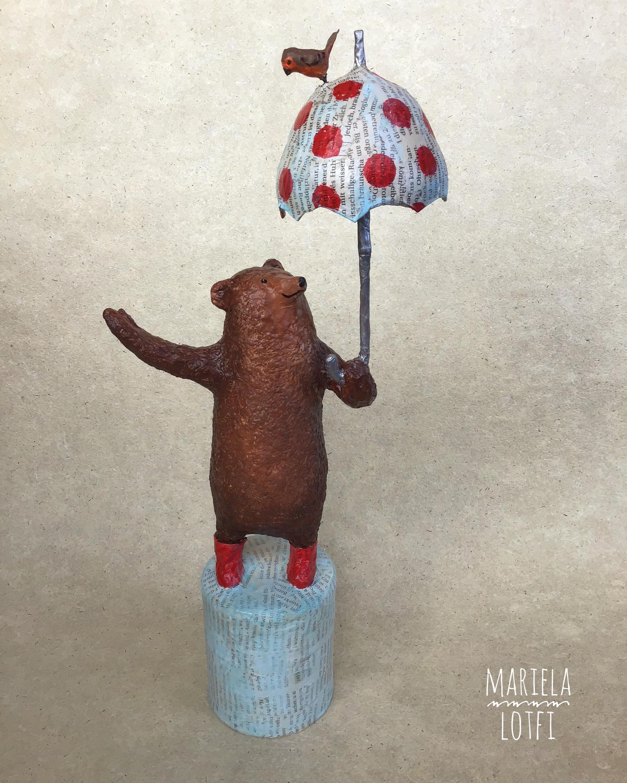 Es regnet?