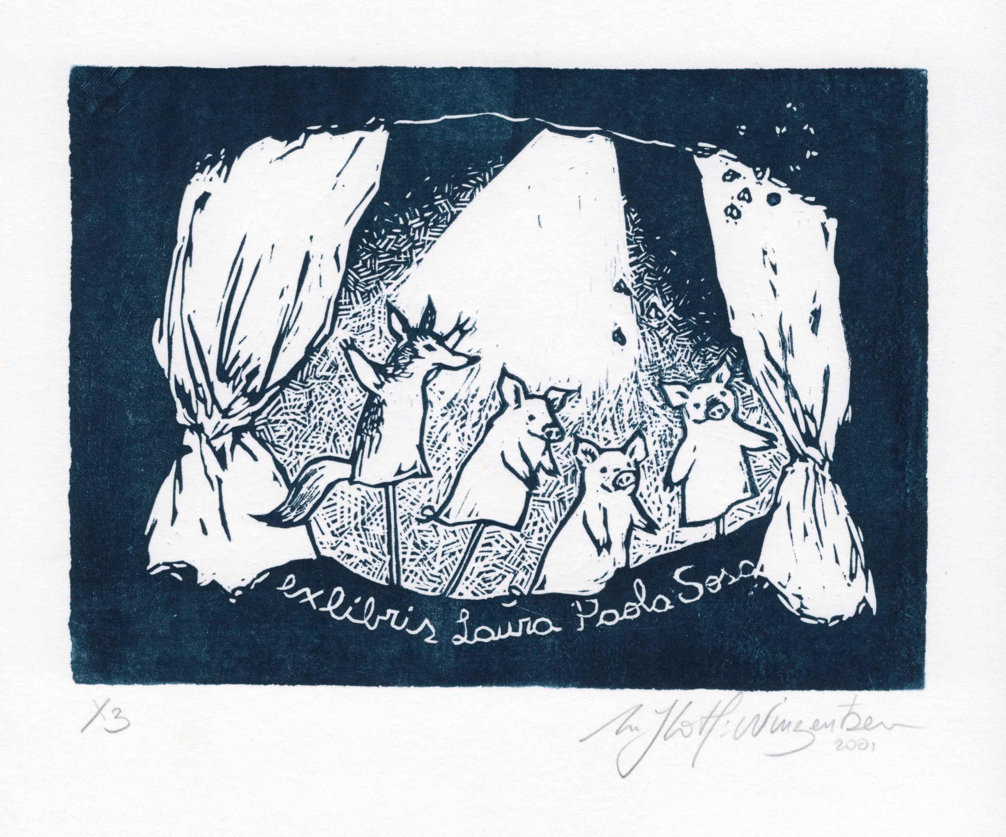 Ex libris Laura P. Sosa