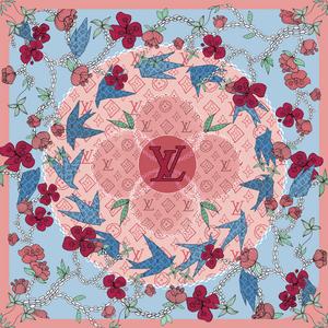 surface pattern designer | créatrice de motifs | lucillepattern | illustratrice | veilhan | design textile | mode | fashion | patterns | papeterie | stationery | déco | carterie | patternbank | graphiste | textile | textile addict | all over | illustrations | designer | cymé | tissu | LV | anagramme | paper | sac à main | fleurs | flow | flower | flowers | bag | print & pattern | print | blog | hire a designer | fabric | foulard | scarf | carré de soie | Louis Vuitton | brand | textile